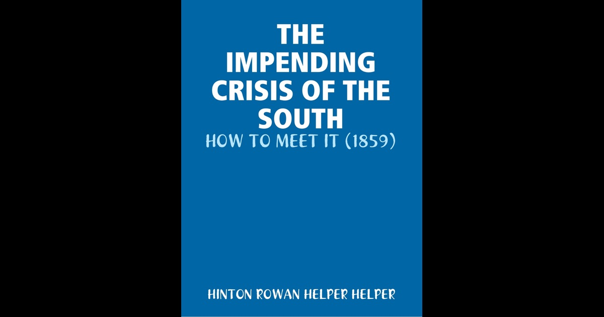 American History A Survey: Chapter 13 The Impending Crisis