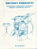 Jon Belcher - Drumset Workouts (Music Instruction) artwork