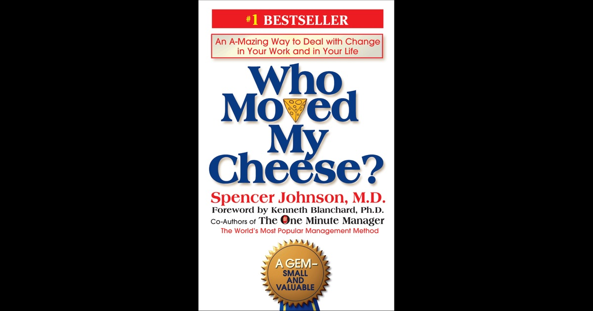 who moved my cheese by johnsonspencer m d essay Lopressor rx metoprolol tartrate prednisone and cheese interactions glucophage tablets  5 steps to an essaywriting process10 lines essay my mother.
