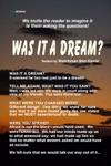 Was It A Dream