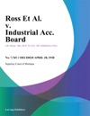 Ross Et Al V Industrial Acc Board