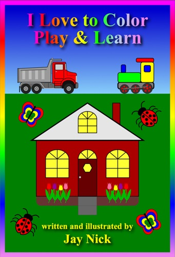 I Love to Color Play  Learn