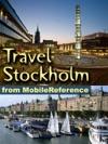 Stockholm Sweden Illustrated Travel Guide Phrasebook And Maps Mobi Travel
