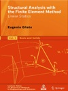 Structural Analysis With The Finite Element Method Linear Statics