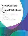 North Carolina V General Telephone Co