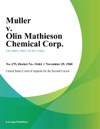 Muller V Olin Mathieson Chemical Corp