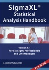 SigmaXL Statistical Analysis Handbook