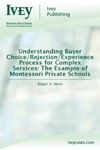Understanding Buyer ChoiceRejectionExperience Process For Complex Services The Example Of Montessori Private Schools