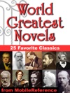 World Greatest Novels 25 Favorite Classics