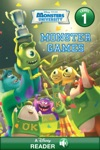 Monsters University  Monster Games