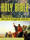 The Holy Bible Modern English Translation World English Bible WEB