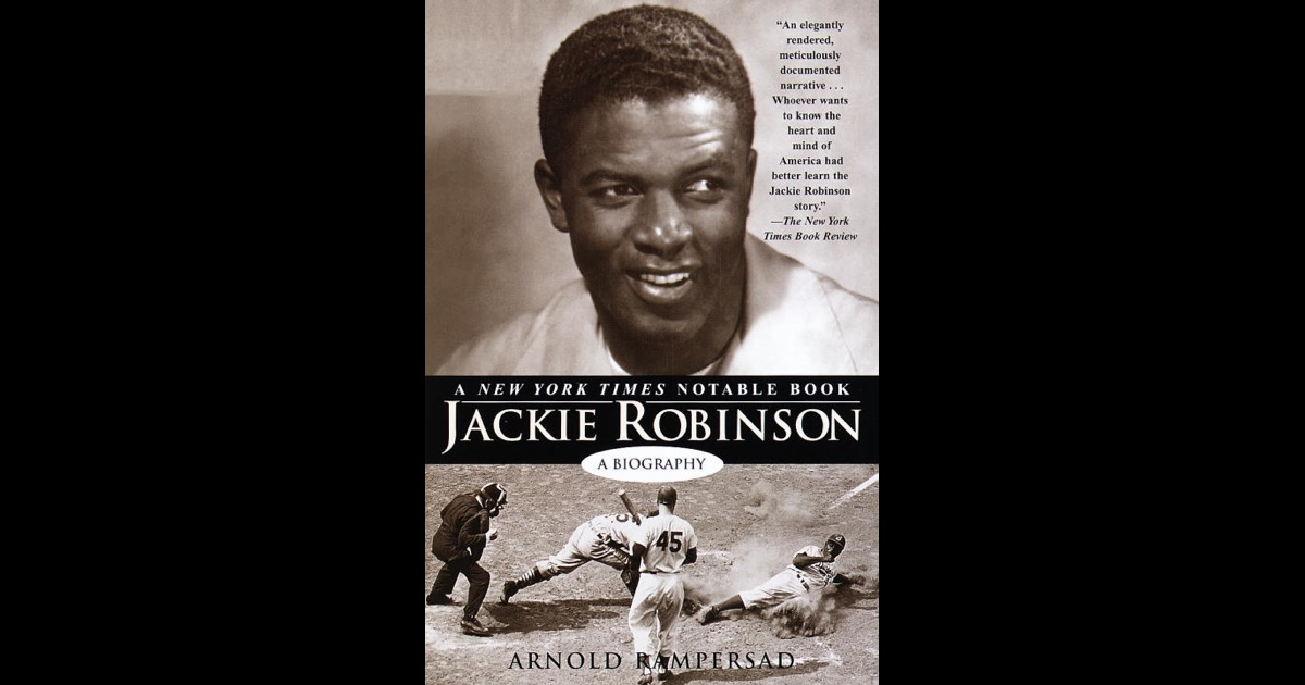 the biography of jackie robinson essay Jackie robinson jackie robinson will go down in history as the one of the most humble, courageous, and fearless individuals of all time jackie robinson took the biggest risk that any young black man could take during the late 1940s, when he became the first black person to play on a professional team.