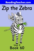 Zip the Zebra