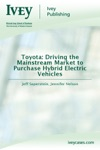 Toyota Driving The Mainstream Market To Purchase Hybrid Electric Vehicles