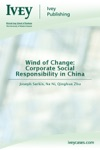 Wind Of Change Corporate Social Responsibility In China