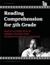 Reading Comprehension For 5th Grade - Martin Luther King Jr Theme