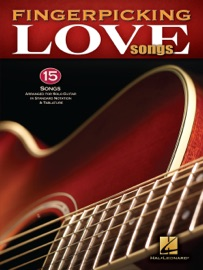 FINGERPICKING LOVE SONGS (SONGBOOK)