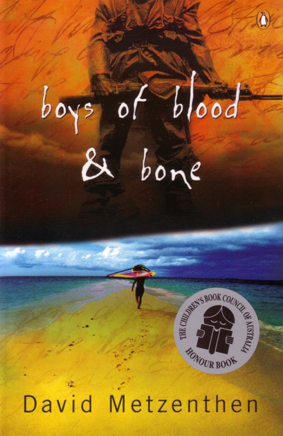 """boys of blood and bone themes Boys of blood and bone essay essay i chose to base my """"boys of blood and bone"""" presentation around the theme of death and grief the concept of death is a strong point that the author david metzenthen brings into the novel as it gives the audience the idea of not knowing what you have until it's gone."""