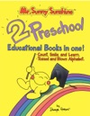 Mr Sunny Sunshine - Two Preschool Educational Books In One