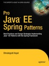 Pro Java EE Spring Patterns
