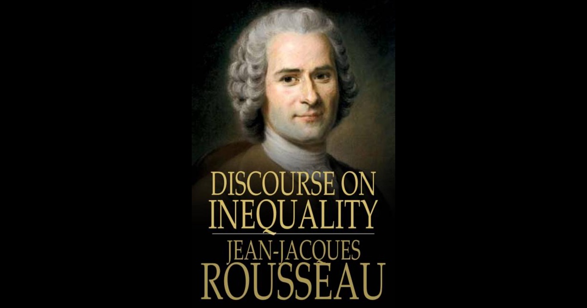 a discourse on inequality rico man Of being a man it is argued how power emerges from inequality and the  discourse of hegemonic masculinity th relationship between hegemonic.