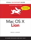 Mac OS X Lion Visual QuickStart Guide