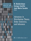 Advances In Distribution Theory Order Statistics And Inference