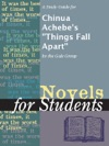 A Study Guide For Chinua Achebes Things Fall Apart