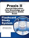 Praxis II Special Education Core Knowledge And Applications 0354 Exam Flashcard Study System