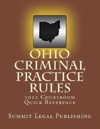 Ohio Criminal Practice Rules