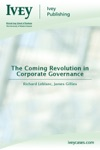 The Coming Revolution In Corporate Governance