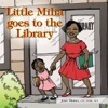 Little Milia Goes To The Library