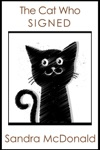 The Cat Who Signed