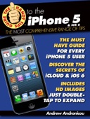 The Handy Tips Guide to the iPhone 5 & iOS 6 - Andrew Andronicou Cover Art