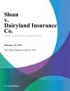 Sloan V Dairyland Insurance Co