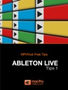 Ableton Live Tips 1