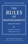 The Rules Of Management Expanded Edition
