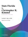 State Florida V Christopher R Kimmel