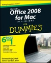 Office 2008 For Mac All-in-One For Dummies