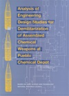 Analysis Of Engineering Design Studies For Demilitarization Of Assembled Chemical Weapons At Pueblo Chemical Depot