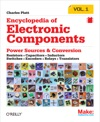Make Encyclopedia Of Electronic Components Volume 1