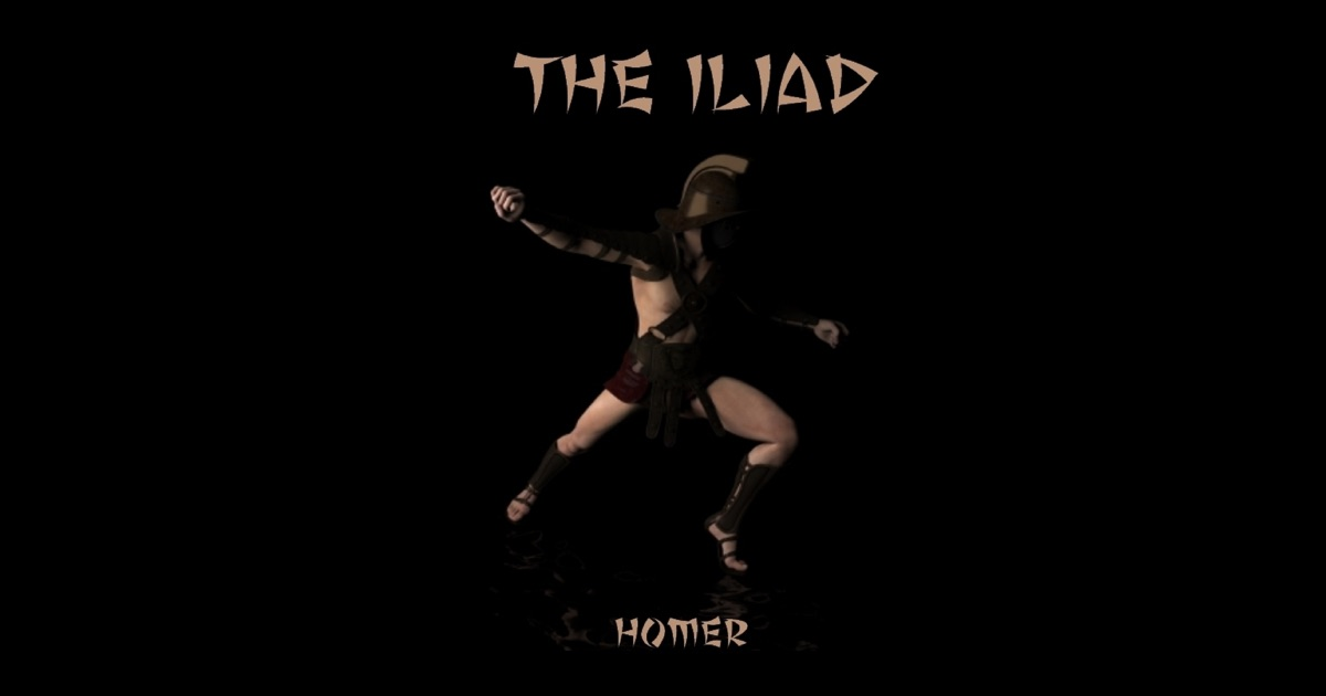 an overview of the progress of the trojan war in the iliad by homer The iliad of homer  customer reviews  story of homer's iliad and the trojan war  the iliad in an ancient greek city and couldn't wait for it to progress,.