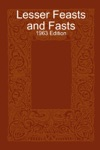 Lesser Feasts And Fasts