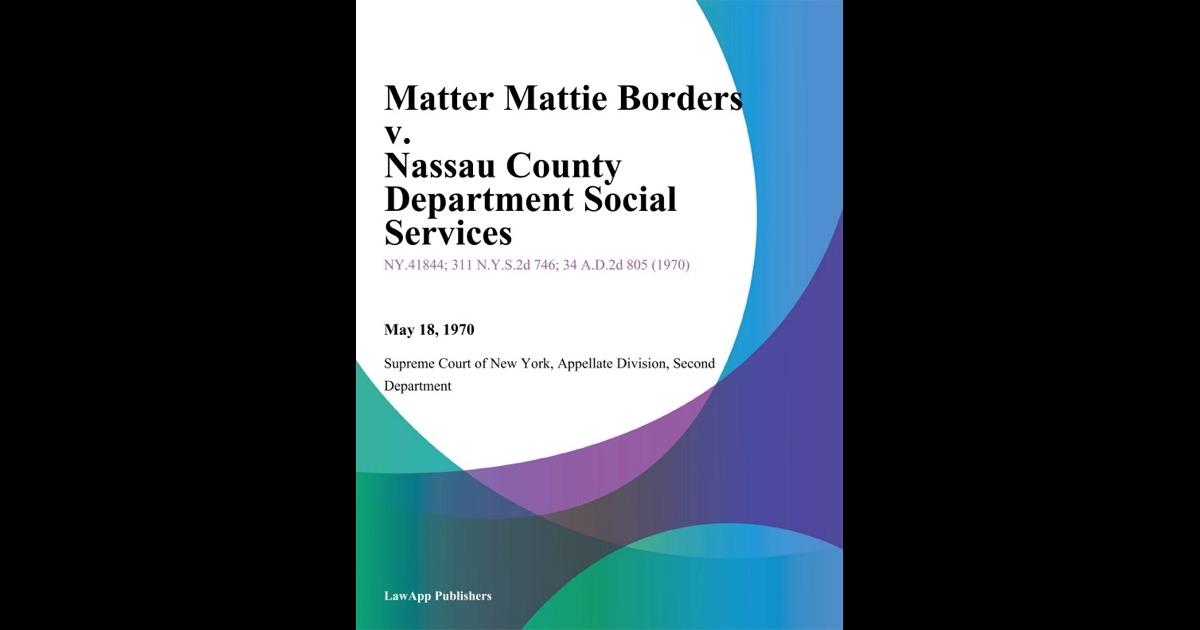 Mattie Borders