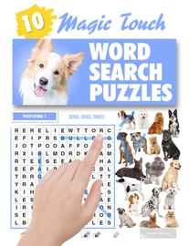 Magic Touch - Dogs Wordsearch Puzzles - Lovatts Crosswords & Puzzles Book