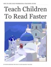 Teach Children To Read Faster