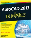 AutoCAD 2013 For Dummies