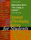 A Study Guide For Mariama Bas So Long A Letter