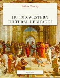 HU 1310: WESTERN CULTURAL HERITAGE I