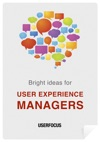 Bright Ideas For User Experience Managers